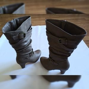 Unr8ed Women's Mid-Calf Boots Size 6.5